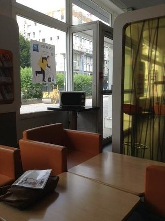 Ibis Budget Issy Les Moulineaux : relaxing space