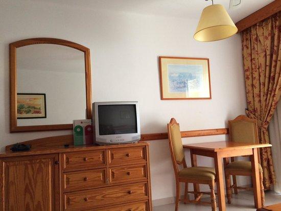 ClubHotel Riu Oliva Beach Resort: Sala (hab. 2220)