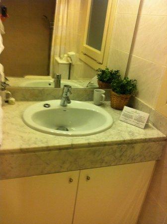 Atica Apartamentos : bagno