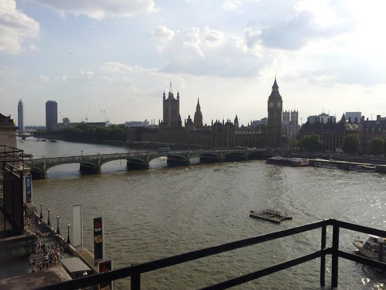 London Marriott Hotel County Hall: best view in London