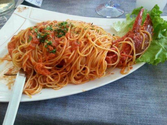 Hawaii: Spaghetti all'astice