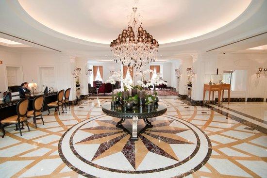 InterContinental Porto - Palacio das Cardosas : The reception