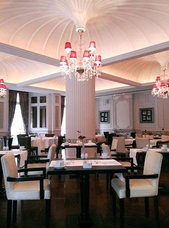 InterContinental Porto - Palacio das Cardosas : The restaurant