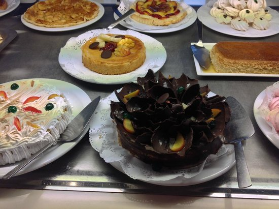 Hasdrubal Thalassa & Spa Djerba: buffet
