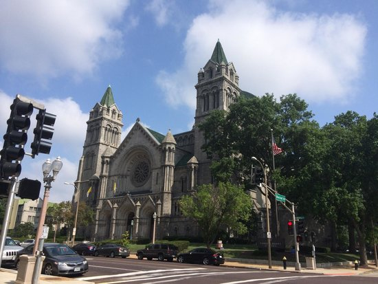 Cathedral Basilica of Saint Louis : Beautiful