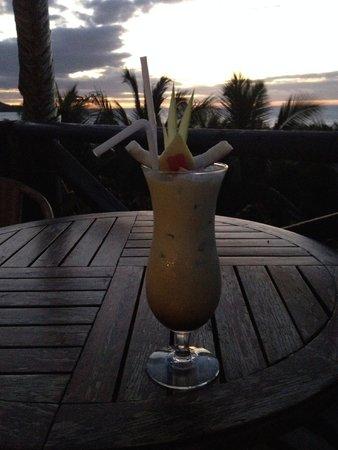 Wananavu Beach Resort : Happy Hour daily