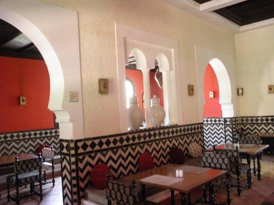 Club Med Agadir: Resataurant Typique