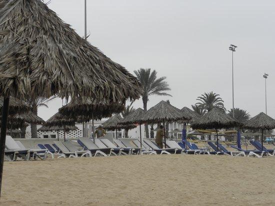 Club Med Agadir: La plage