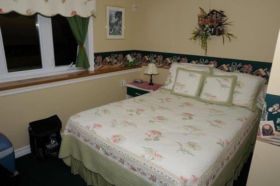 Cheticamp Outfitters Inn B & B: chambre no 4