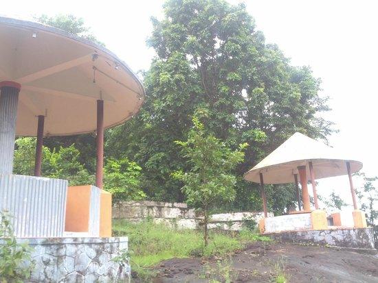 Chamundi Hill Palace Ayurvedic Resort: Aussichts-Punkt