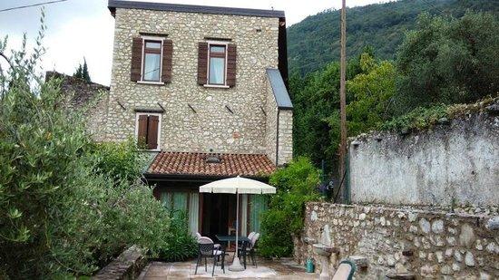 Hotel Villa Europa: Villa you can rent out (each villa has 1-3 floors)