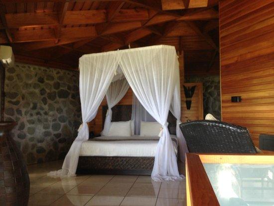 Taveuni Island Resort & Spa : my room
