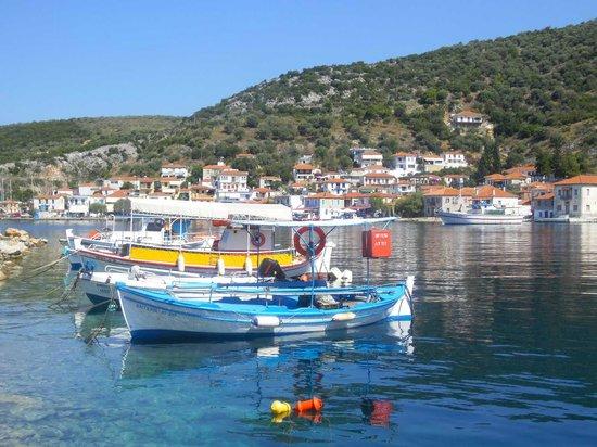 Pounda Paou: fantastic fishing ports