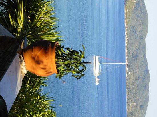 Pounda Paou : view from terrace