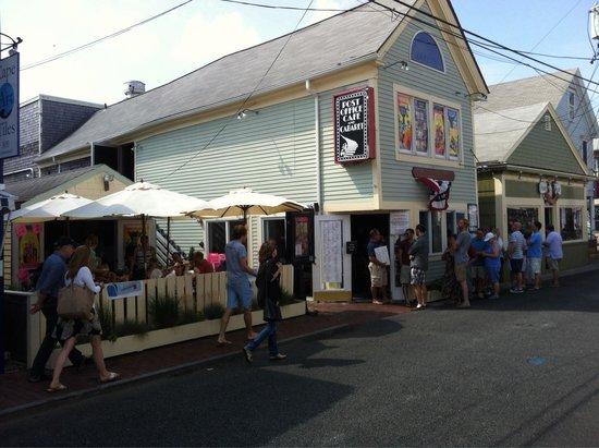 Post Office Cafe: Best Breakfast in Provincetown!!!