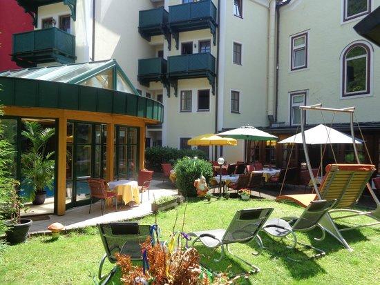 Landhotel Hubertushof: Bár kicsi a hely, mégis kihozták belőle a legtöbbet!
