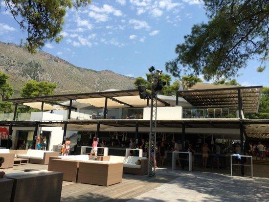 Club Med Gregolimano: Bar et restaurant
