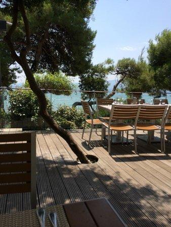 Club Med Gregolimano: Restaurant