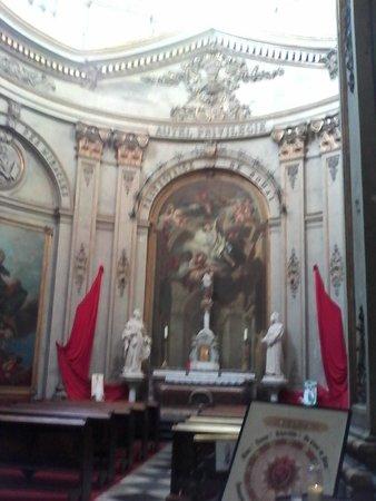 St Peter's Collegiate Church: Chapelle Notre dame des miracles