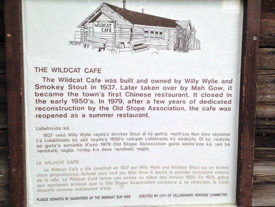 Wildcat Cafe: Legend