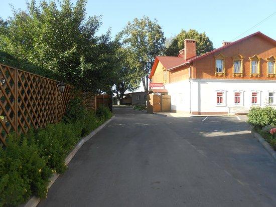 Suzdal Inn: L'hôtel.