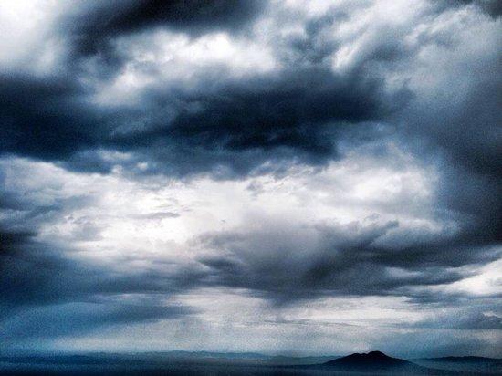 Mount Solaro : Vesuvio da Monte Solaro 26 luglio