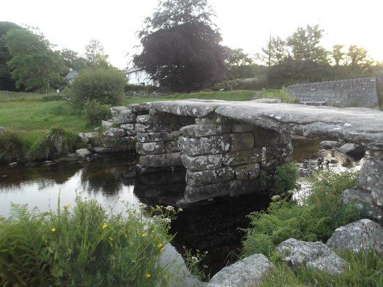 The Clapper Bridge