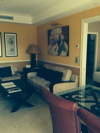 Gran Hotel Guadalpin Banus: Lovely room deluxe jacuzzi