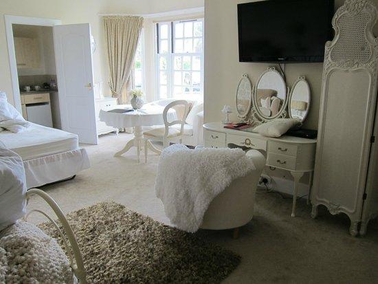 Kellerstain Stables B&B: Huge and very comfortable rooms