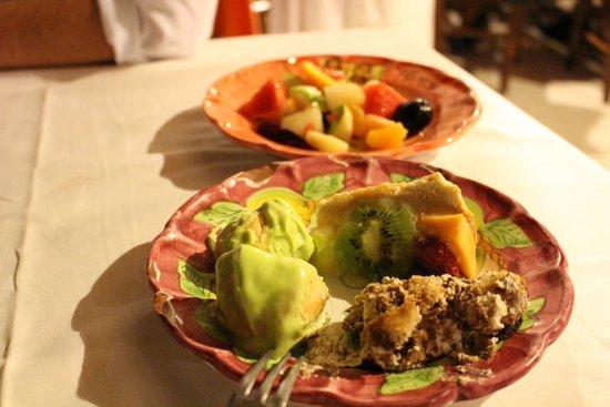 La Tagliata: Dessert