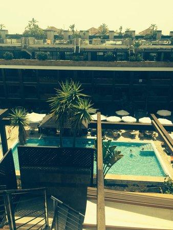 Gran Hotel Guadalpin Banus: Pool