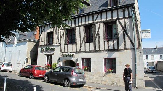 Hotel Le Blason: front