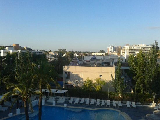 room with a view - Picture of Hotel Astoria Playa Only Adults, Port d'Alcudia - TripAdvisor