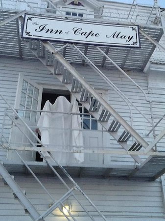 Inn of Cape May: We had so much fun at the Inn.