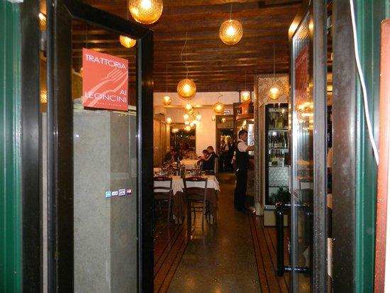 Ristorante Ai Leoncini San Marco: restaurant