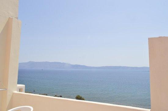 Balos Beach : terrazza