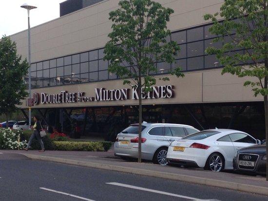 DoubleTree by Hilton Hotel Milton Keynes: The hotel