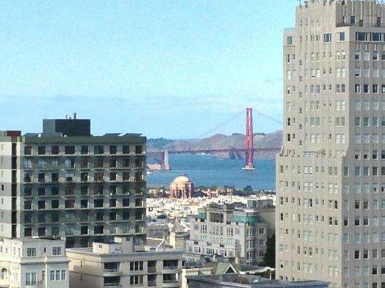 InterContinental Mark Hopkins San Francisco: Top of the Hill - view
