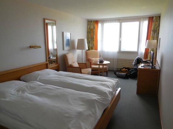 Hotel Heiden: Zimmer 2.OG Richtung See