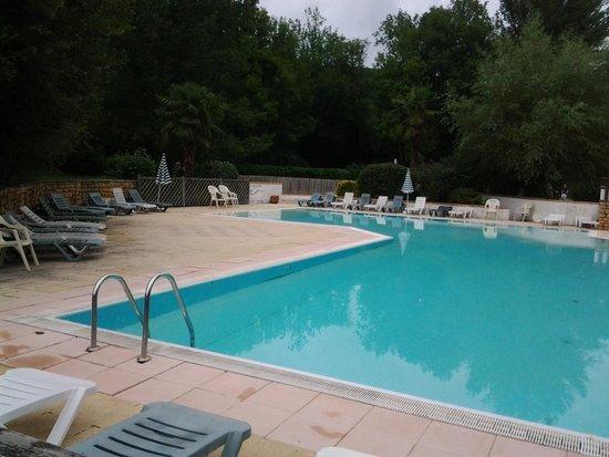 Camping Aqua Viva: piscine