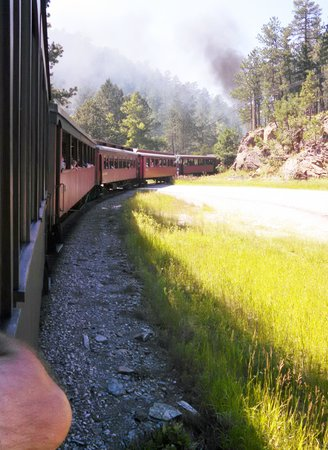 1880 Train/Black Hills Central Railroad: 1880 train