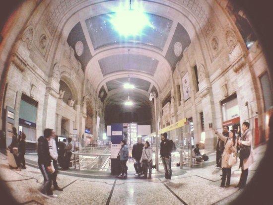 Milano Centrale : lobby