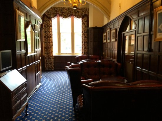 Best Western Bestwood Lodge Hotel: Lounge area