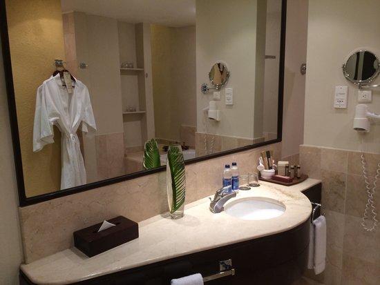 Hodelpa Nicolas de Ovando: Bathroom