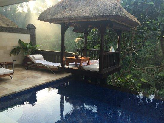 Viceroy Bali: Terasse