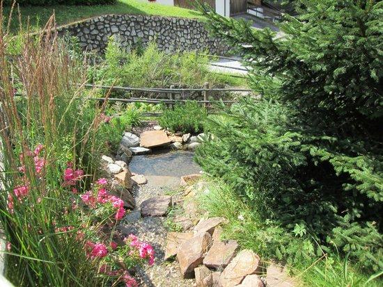 Hotel Restaurant Schaurhof: giardino