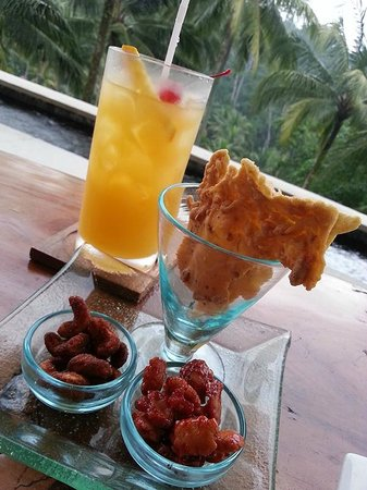 Four Seasons Resort Bali at Sayan: Ipanema Mocktail @ Four Seasons Bali