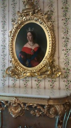 Kensington Palace: Queen Victoria.