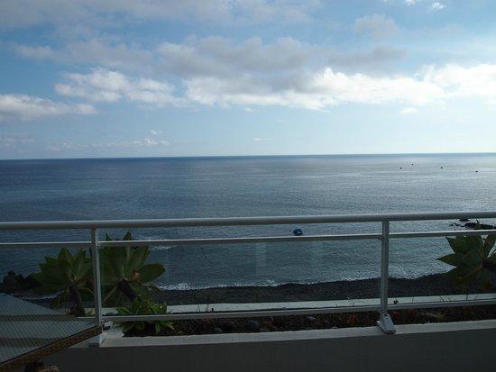 Orca Praia Hotel : Vue de la terrasse