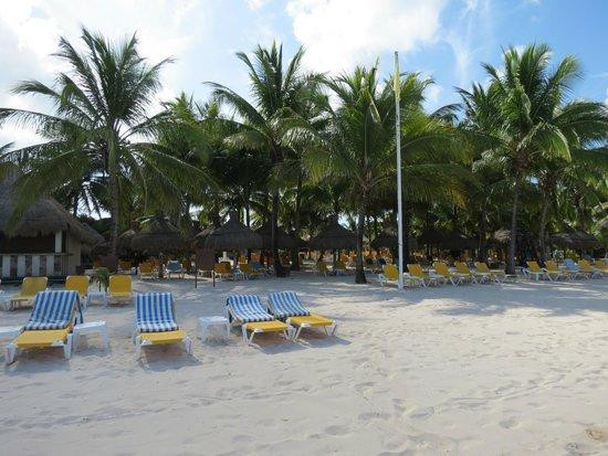 Iberostar Cozumel: beach